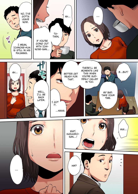 """Otto no Buka ni Ikasarechau..."" Aragaezu Kanjite Shimau Furinzuma | ""My Husband's Subordinate is Going to Make Me Cum..."" An Adulterous Wife Who Can't Resist the Pleasure Chapter 1-6 21"
