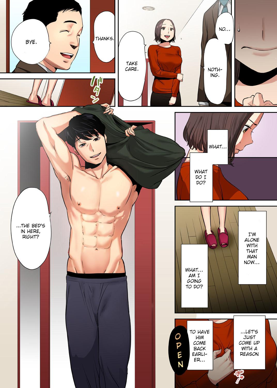 """Otto no Buka ni Ikasarechau..."" Aragaezu Kanjite Shimau Furinzuma | ""My Husband's Subordinate is Going to Make Me Cum..."" An Adulterous Wife Who Can't Resist the Pleasure Chapter 1-6 22"