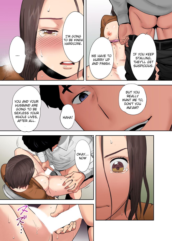 """Otto no Buka ni Ikasarechau..."" Aragaezu Kanjite Shimau Furinzuma | ""My Husband's Subordinate is Going to Make Me Cum..."" An Adulterous Wife Who Can't Resist the Pleasure Chapter 1-6 50"
