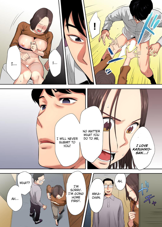 """Otto no Buka ni Ikasarechau..."" Aragaezu Kanjite Shimau Furinzuma | ""My Husband's Subordinate is Going to Make Me Cum..."" An Adulterous Wife Who Can't Resist the Pleasure Chapter 1-6 51"