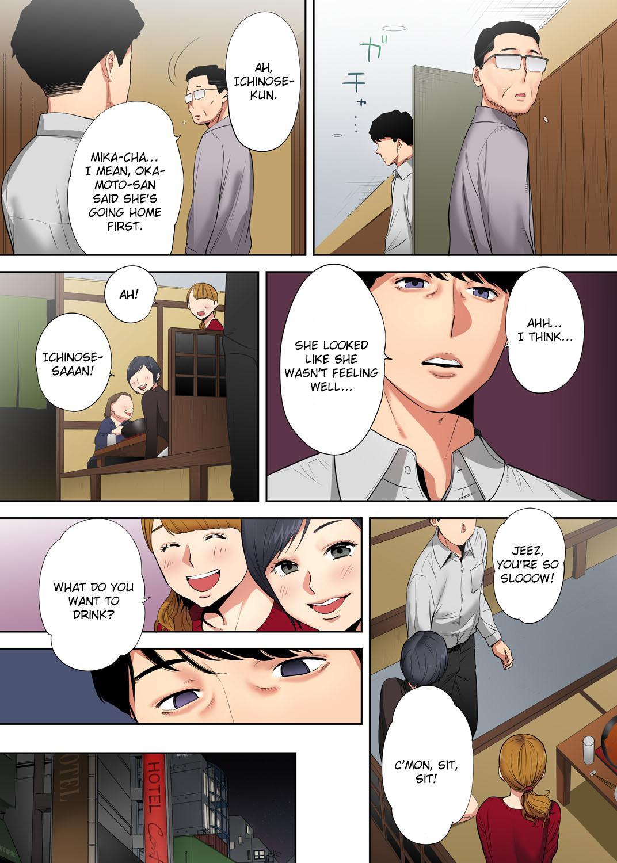 """Otto no Buka ni Ikasarechau..."" Aragaezu Kanjite Shimau Furinzuma | ""My Husband's Subordinate is Going to Make Me Cum..."" An Adulterous Wife Who Can't Resist the Pleasure Chapter 1-6 52"