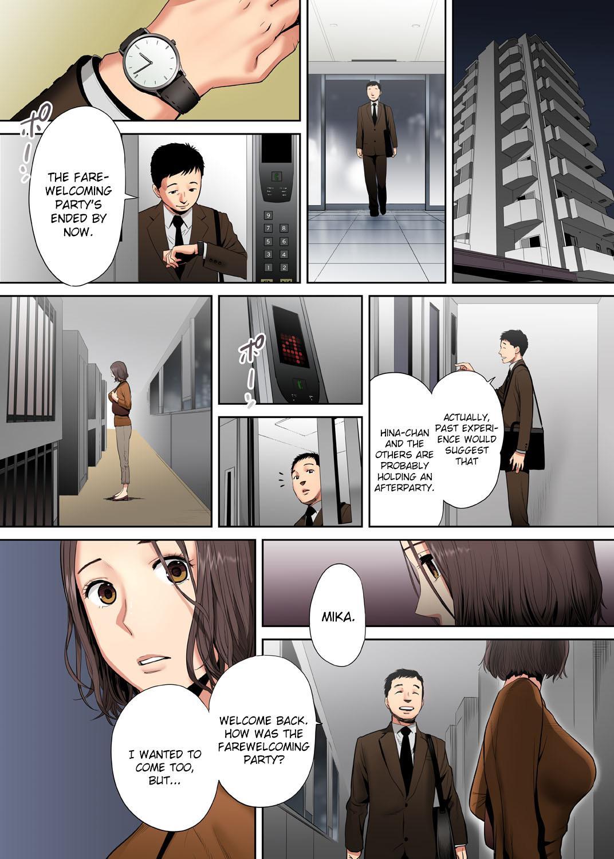 """Otto no Buka ni Ikasarechau..."" Aragaezu Kanjite Shimau Furinzuma | ""My Husband's Subordinate is Going to Make Me Cum..."" An Adulterous Wife Who Can't Resist the Pleasure Chapter 1-6 62"