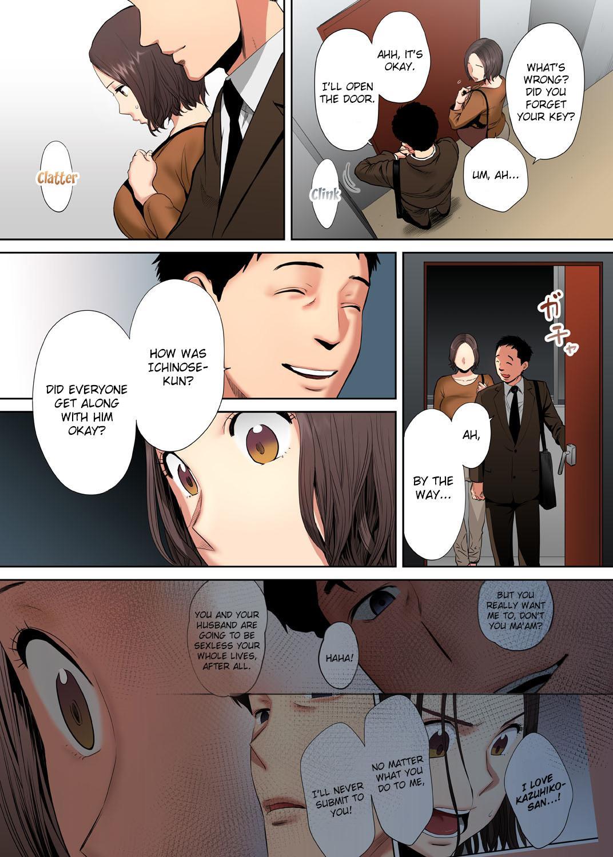 """Otto no Buka ni Ikasarechau..."" Aragaezu Kanjite Shimau Furinzuma | ""My Husband's Subordinate is Going to Make Me Cum..."" An Adulterous Wife Who Can't Resist the Pleasure Chapter 1-6 63"