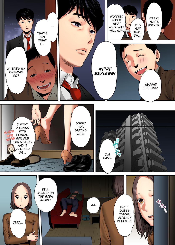 """Otto no Buka ni Ikasarechau..."" Aragaezu Kanjite Shimau Furinzuma | ""My Husband's Subordinate is Going to Make Me Cum..."" An Adulterous Wife Who Can't Resist the Pleasure Chapter 1-6 6"