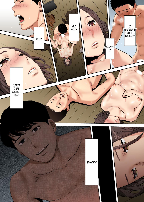 """Otto no Buka ni Ikasarechau..."" Aragaezu Kanjite Shimau Furinzuma | ""My Husband's Subordinate is Going to Make Me Cum..."" An Adulterous Wife Who Can't Resist the Pleasure Chapter 1-6 77"