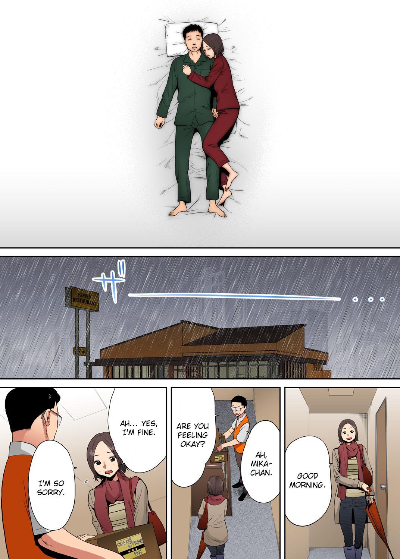 """Otto no Buka ni Ikasarechau..."" Aragaezu Kanjite Shimau Furinzuma | ""My Husband's Subordinate is Going to Make Me Cum..."" An Adulterous Wife Who Can't Resist the Pleasure Chapter 1-6 83"