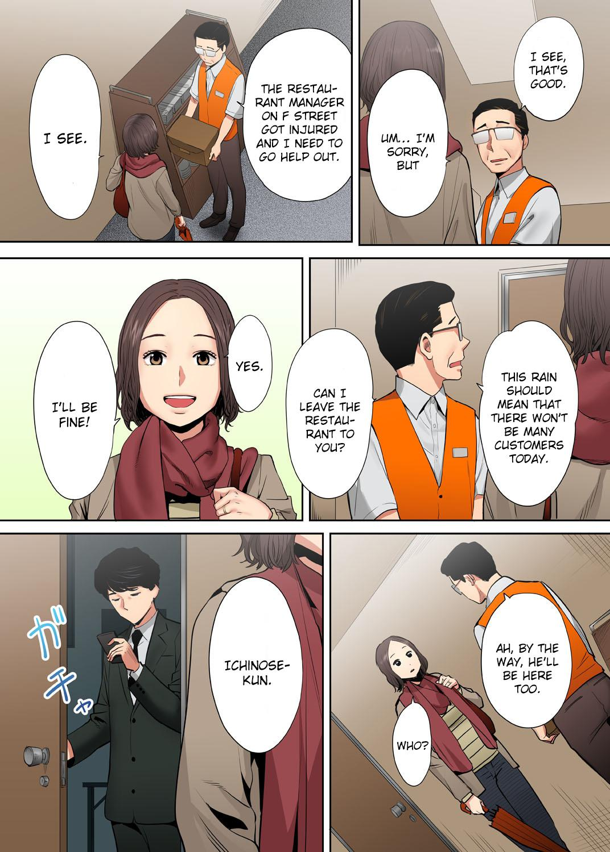 """Otto no Buka ni Ikasarechau..."" Aragaezu Kanjite Shimau Furinzuma | ""My Husband's Subordinate is Going to Make Me Cum..."" An Adulterous Wife Who Can't Resist the Pleasure Chapter 1-6 84"