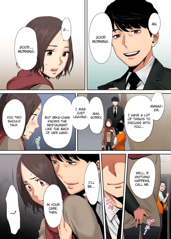 """Otto no Buka ni Ikasarechau..."" Aragaezu Kanjite Shimau Furinzuma | ""My Husband's Subordinate is Going to Make Me Cum..."" An Adulterous Wife Who Can't Resist the Pleasure Chapter 1-6 85"