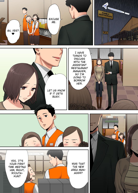 """Otto no Buka ni Ikasarechau..."" Aragaezu Kanjite Shimau Furinzuma | ""My Husband's Subordinate is Going to Make Me Cum..."" An Adulterous Wife Who Can't Resist the Pleasure Chapter 1-6 92"