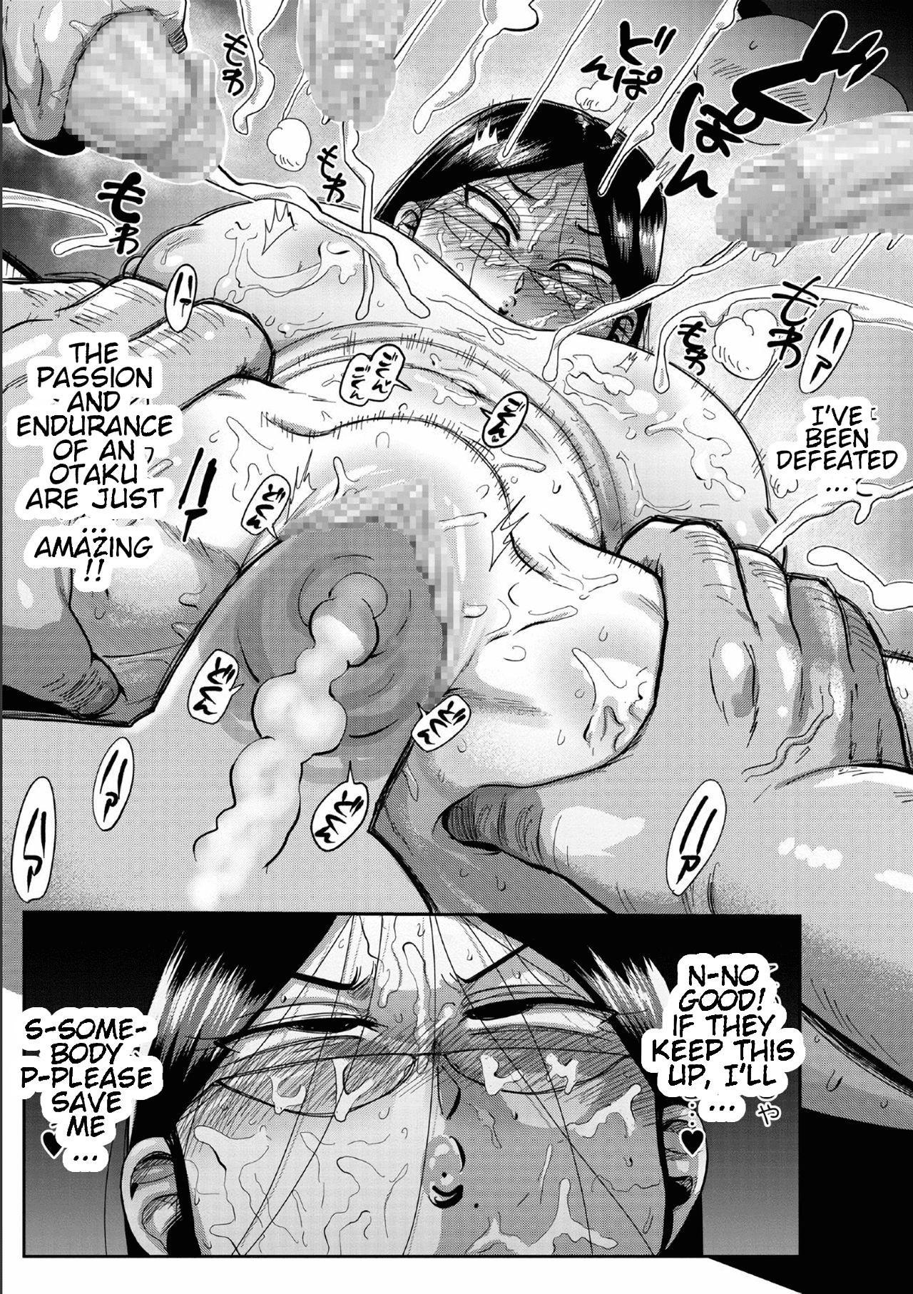 Ike! Seijun Gakuen Ero-Mangabu Ch. 7 12