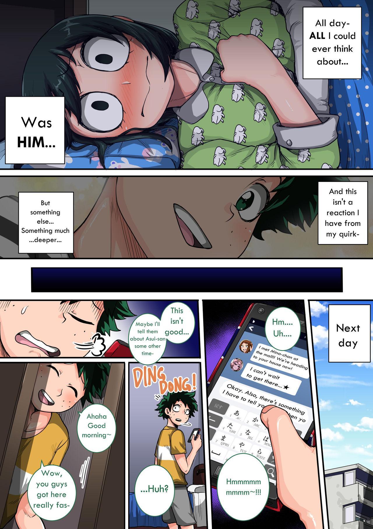"Boku no Harem Academia: 6-wa ""Harem no Hajimari"" | My Harem Academia 6: The Start of a Harem 66"