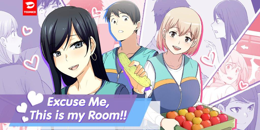 Excuse me, This is my Room Ch. 1-26 0