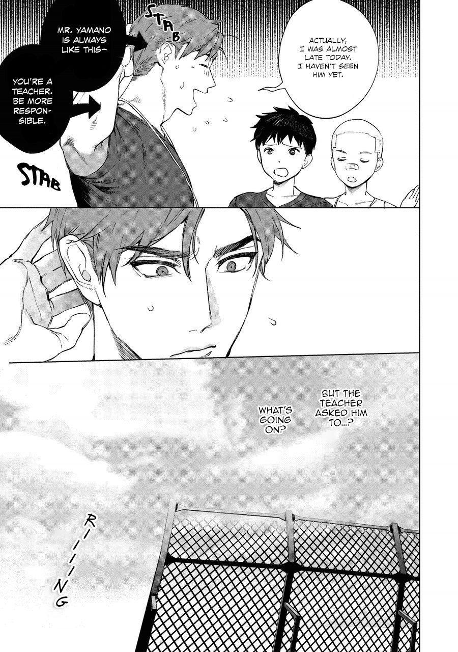 Sensei wa Benki ja Arimasen. 3   The Teacher is not a Toilet. 3 6