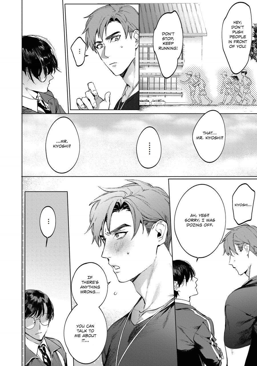 Sensei wa Benki ja Arimasen. 3   The Teacher is not a Toilet. 3 7