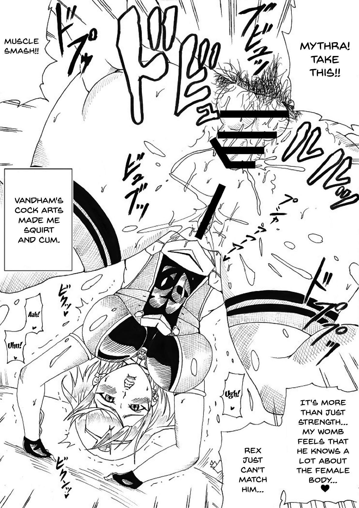 Homura no Rakuen | Pyra's Paradise 11