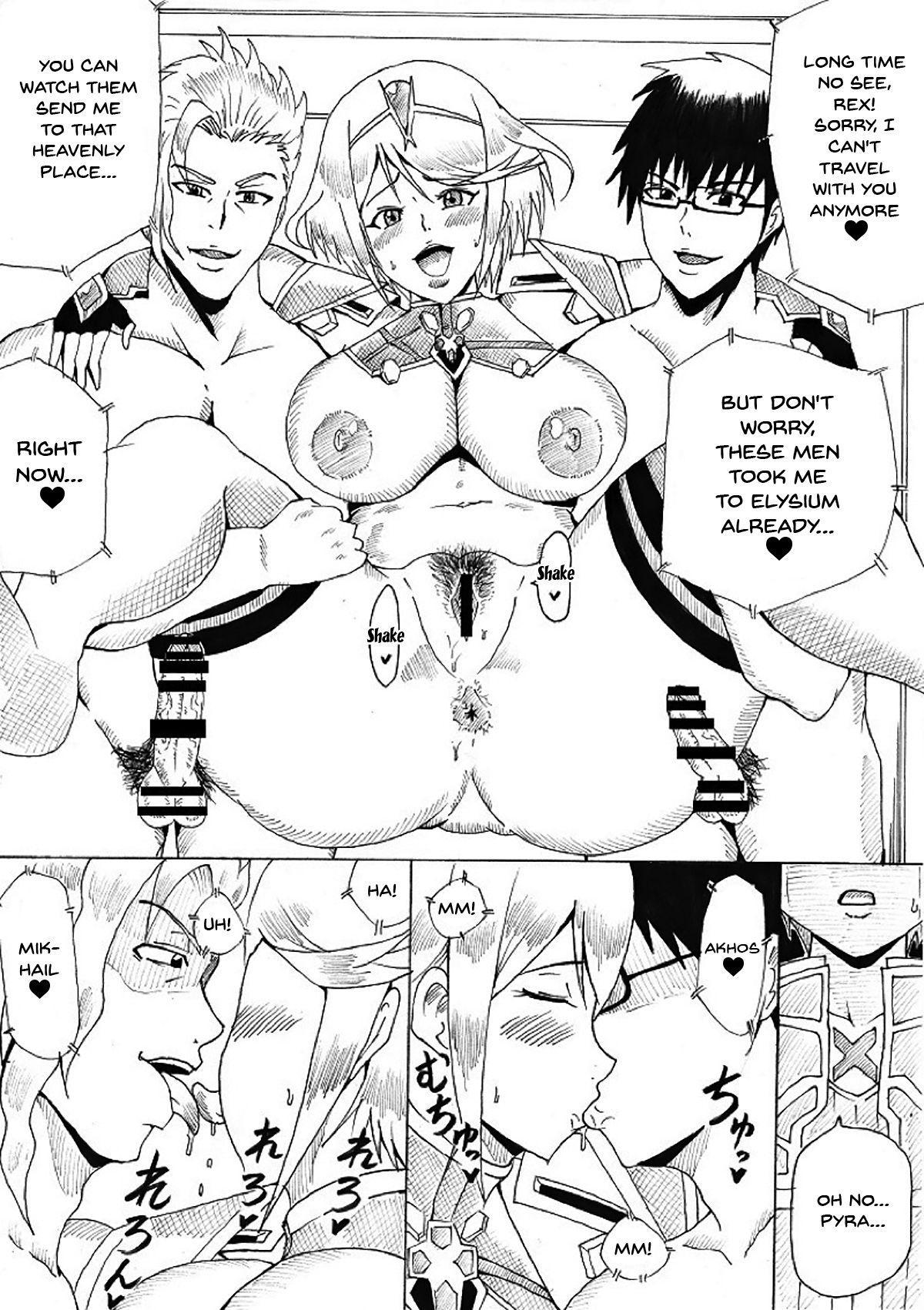 Homura no Rakuen | Pyra's Paradise 36