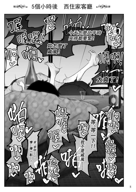Shiho-san to Kokujin Kenshuusei 3