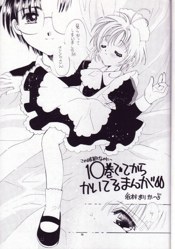 Sakura no Hazukashii Hon da mon! 13