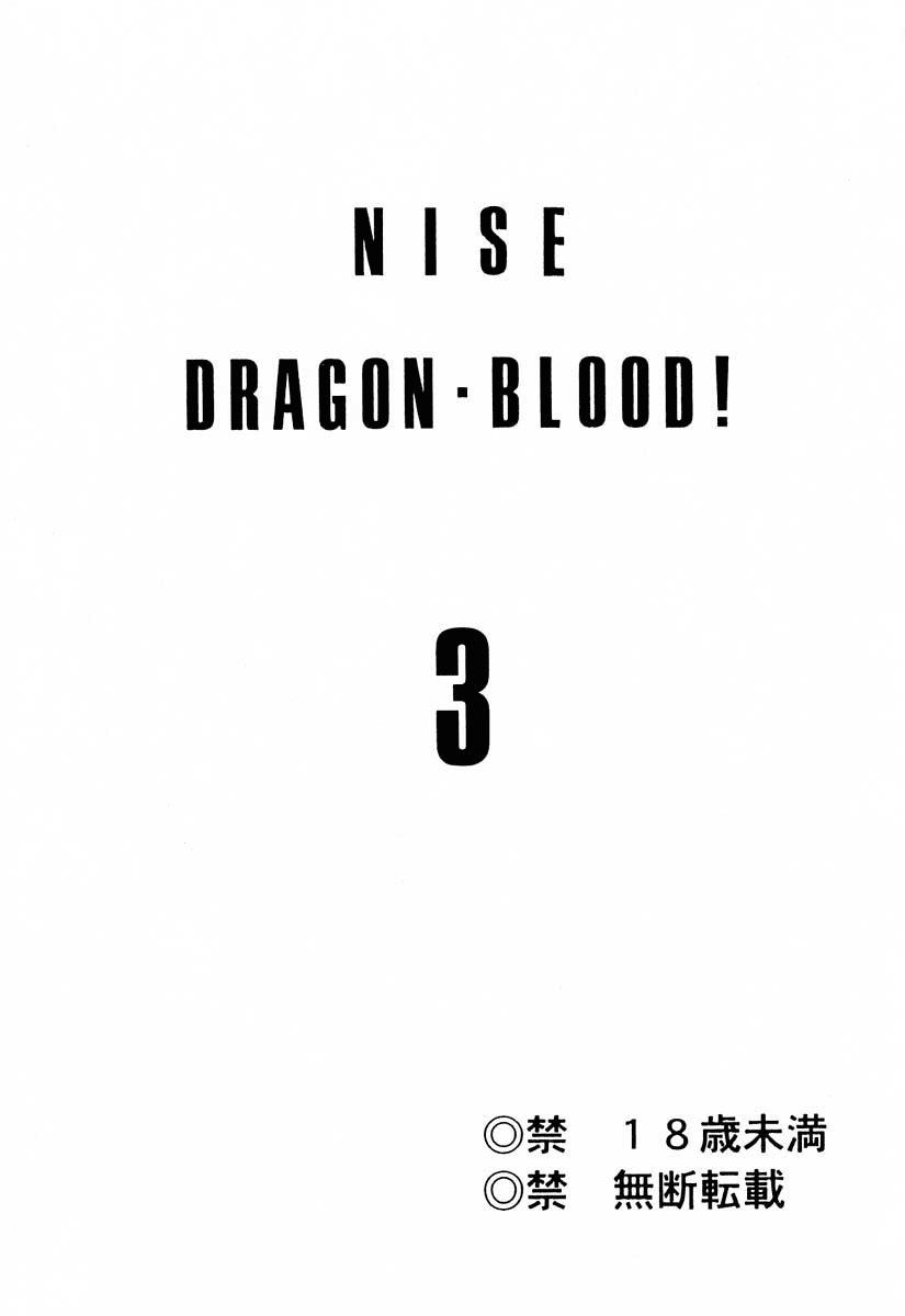 NISE Dragon Blood! 3 1