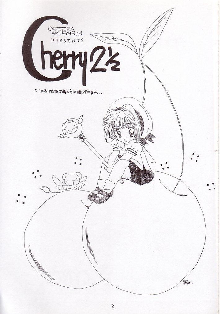 Cherry 1/2 1