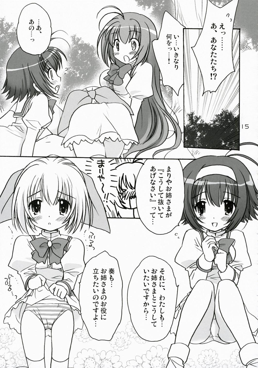 Elder ni onegai! 13