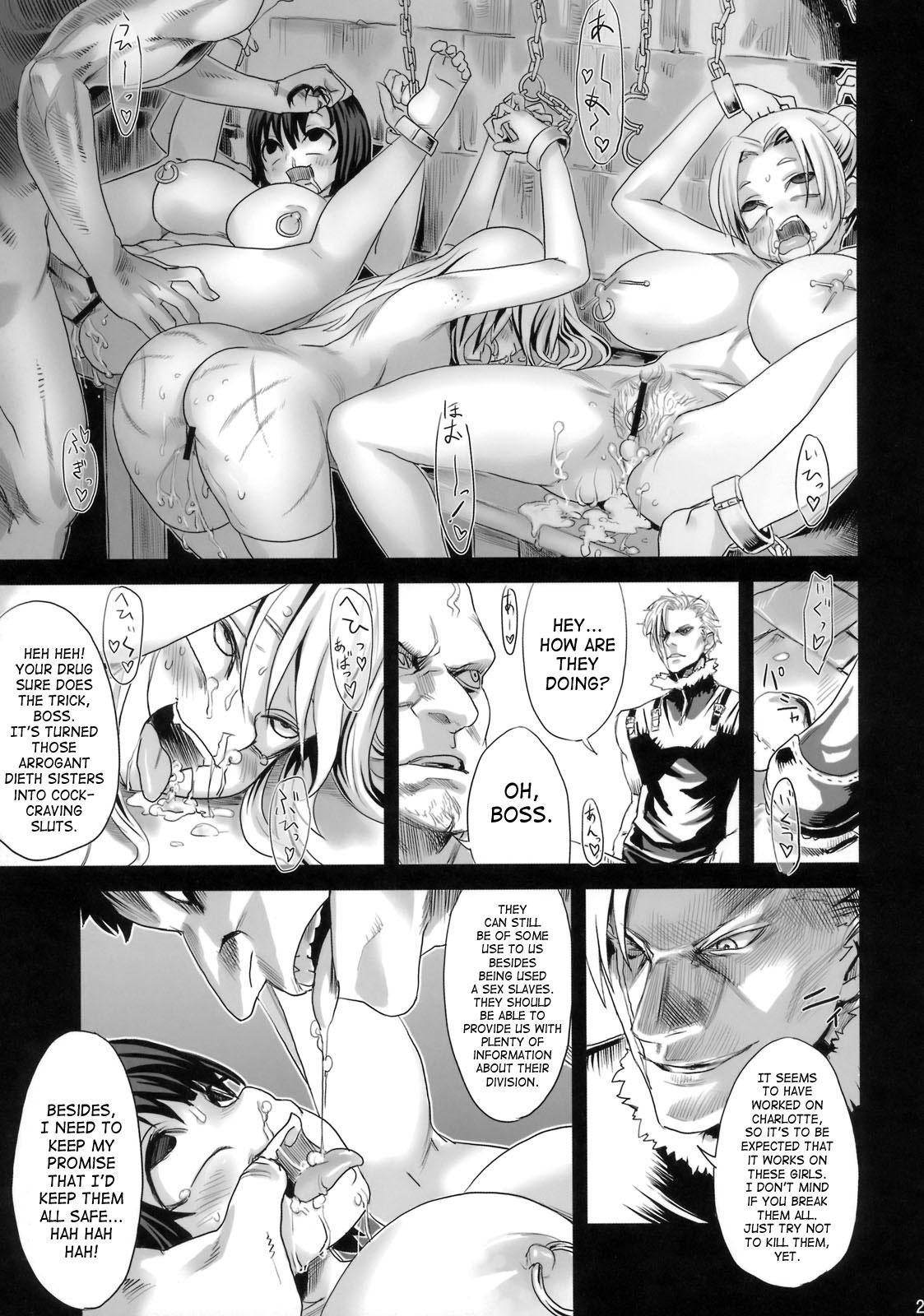 (C76) [Fatalpulse (Asanagi)] Victim Girls 7 - Jaku Niku Kyoushoku Dog-eat-Bitch (Fantasy Earth Zero) [English] [SaHa] 21