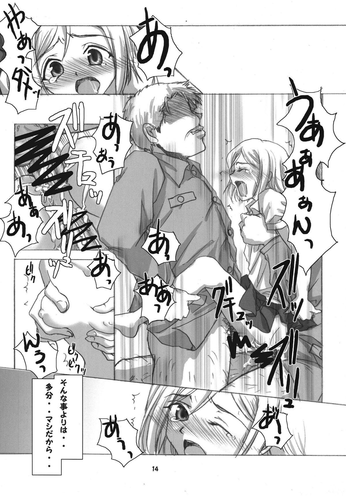 Kioku no Kakera 13