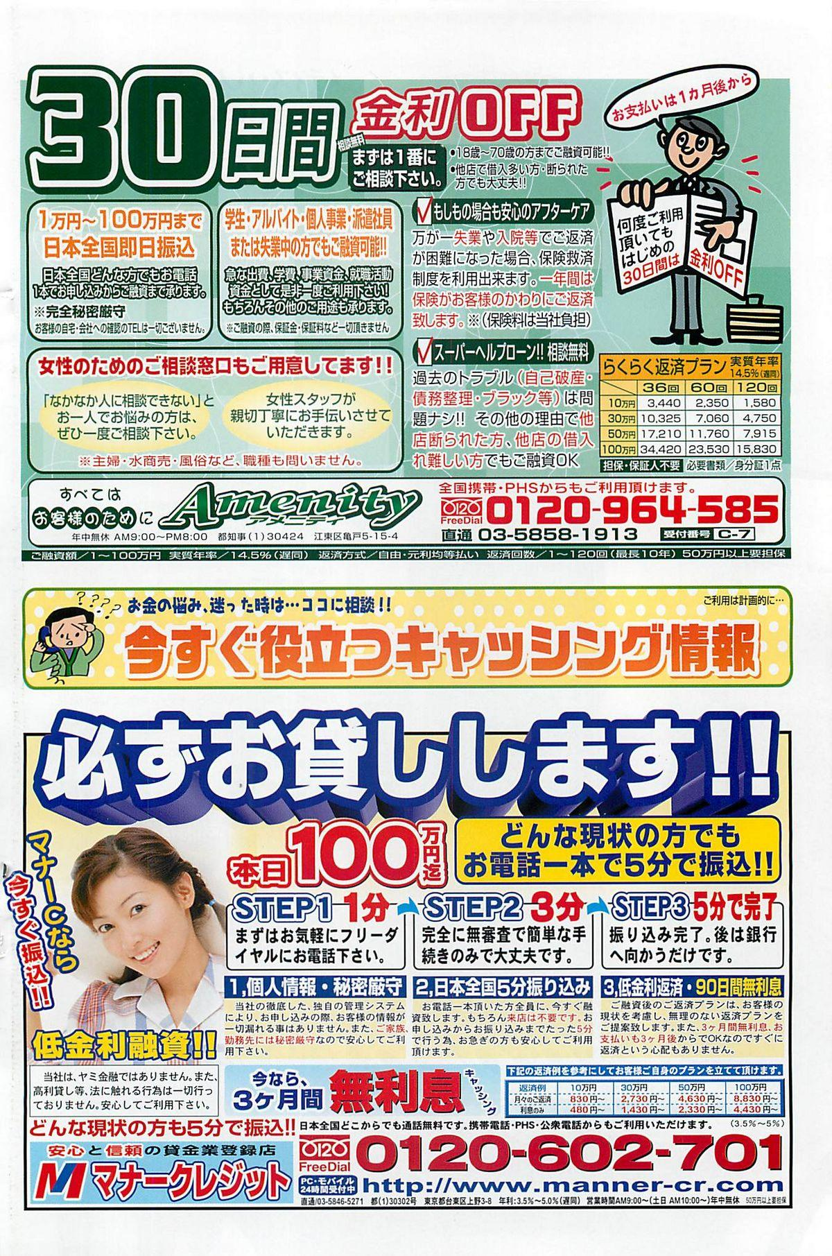 COMIC Penguin Club Sanzokuban 2007-03 127
