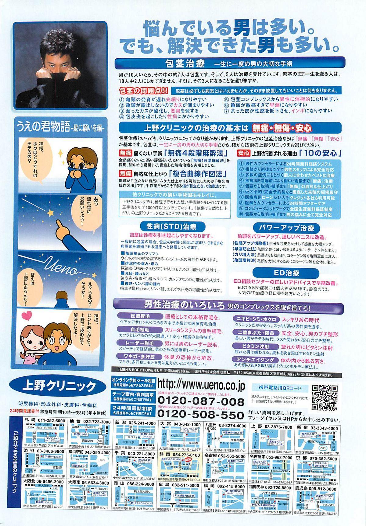 COMIC Penguin Club Sanzokuban 2007-03 1
