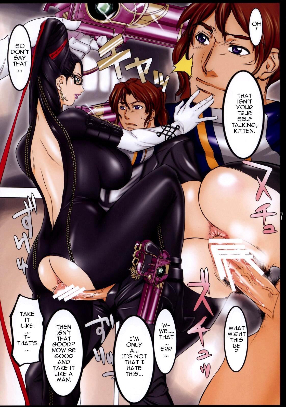 Hentai bayonetta Big boobs