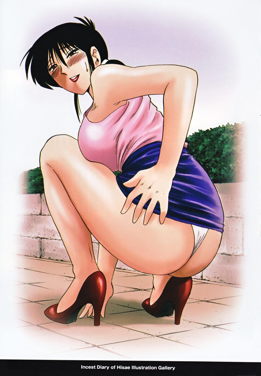 Hisae Haitoku Nikki Kanzenban Jou 10