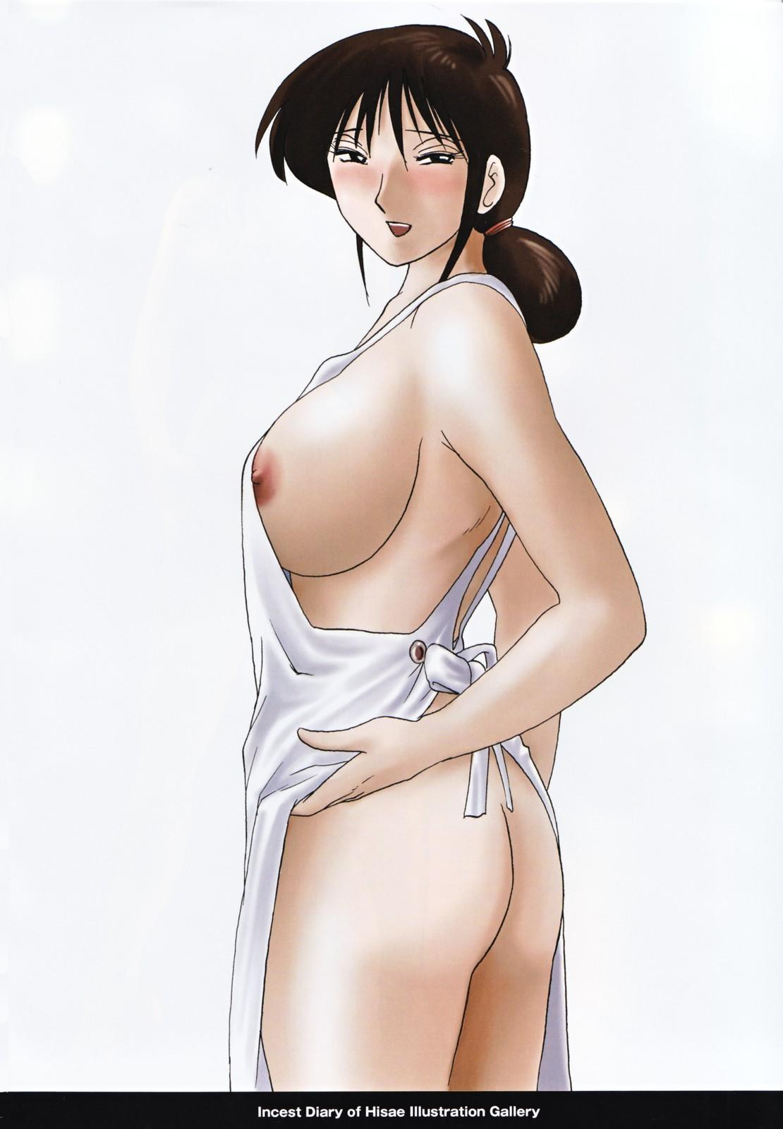 Hisae Haitoku Nikki Kanzenban Jou 13