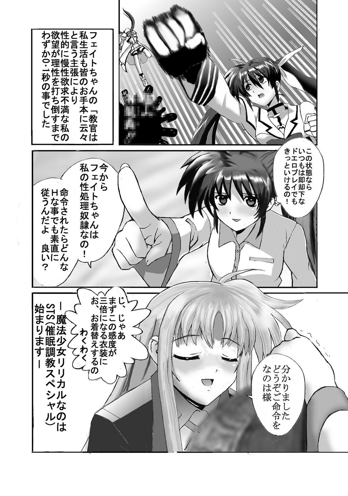 Mahou Shitsumukan Mazorezu Fate Saimin Choukyou 4