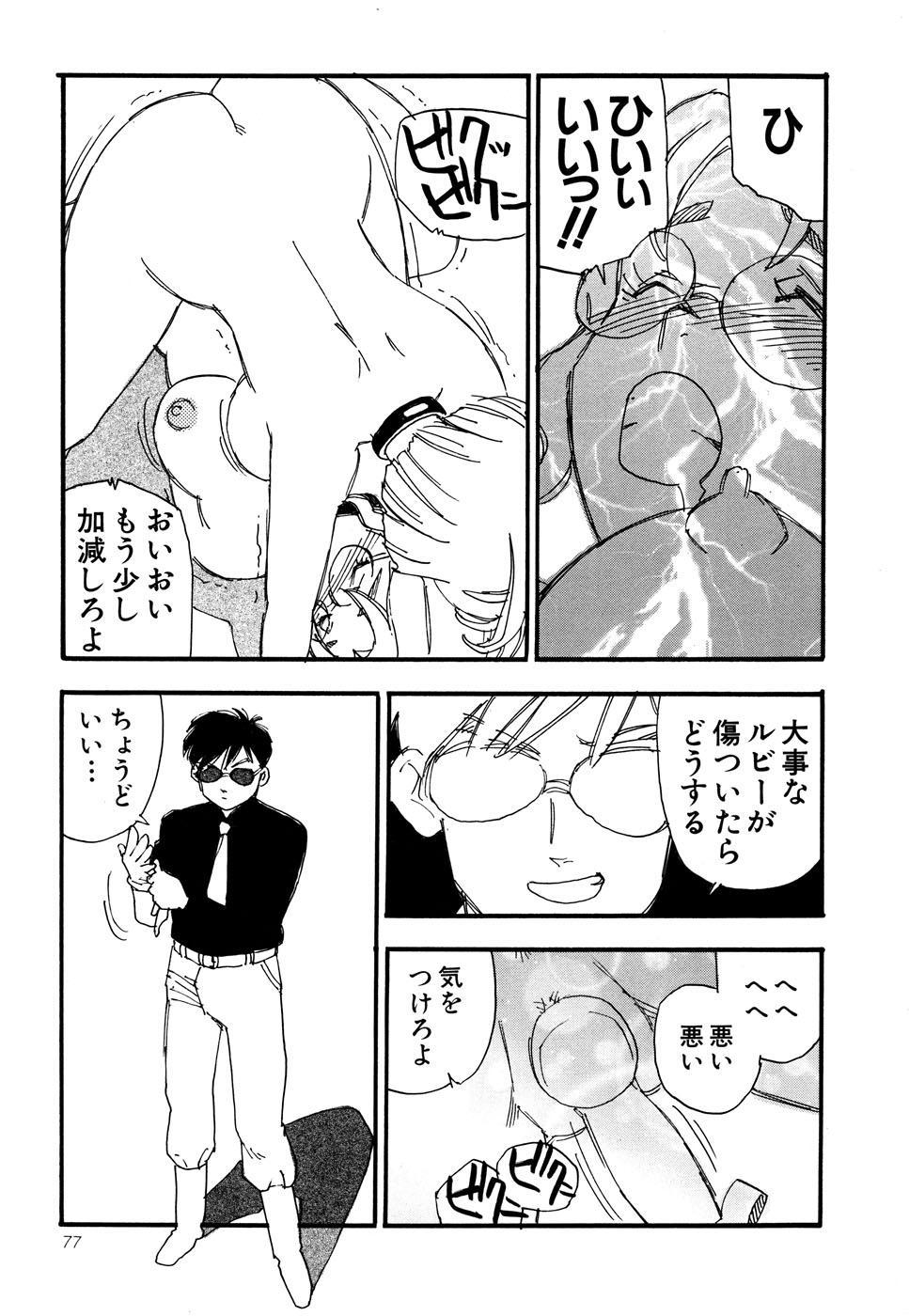 G-drive Vol.1 Ryoujokuhen 76