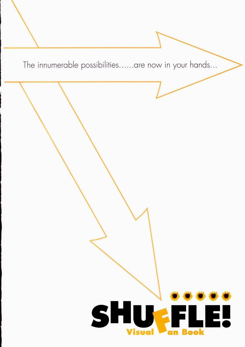 SHUFFLE! Visual Fan Book 1