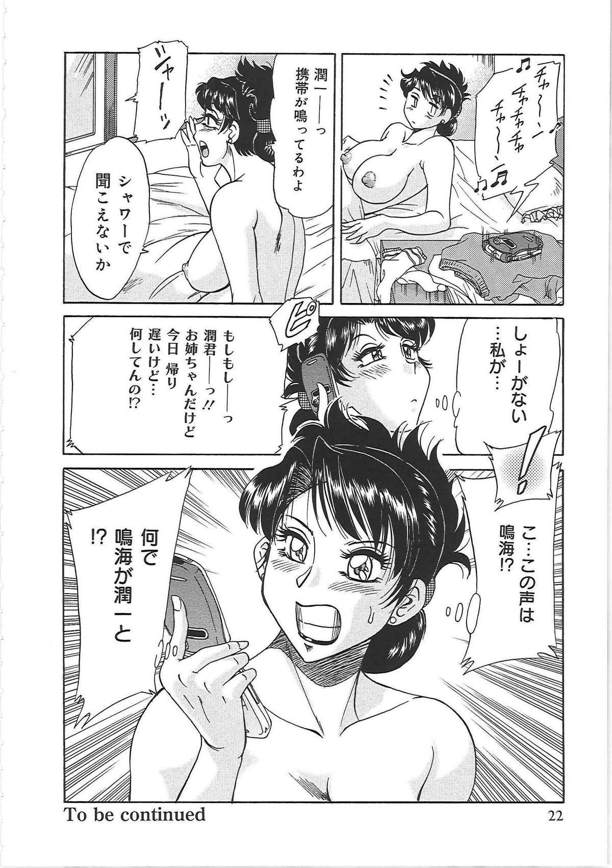 [Chanpon Miyabi] Cho-Onesan Tengoku 6 -Tenrakuhen- 29
