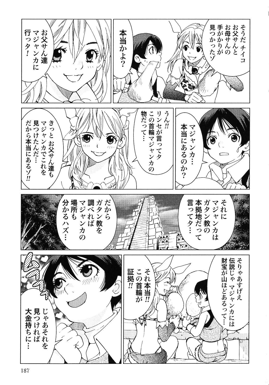 Makyo no Shanana Vol.02 188