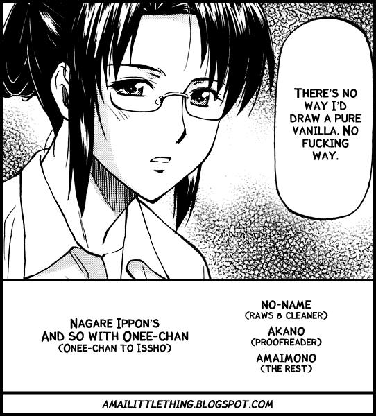 Onee-chan to Issho 28