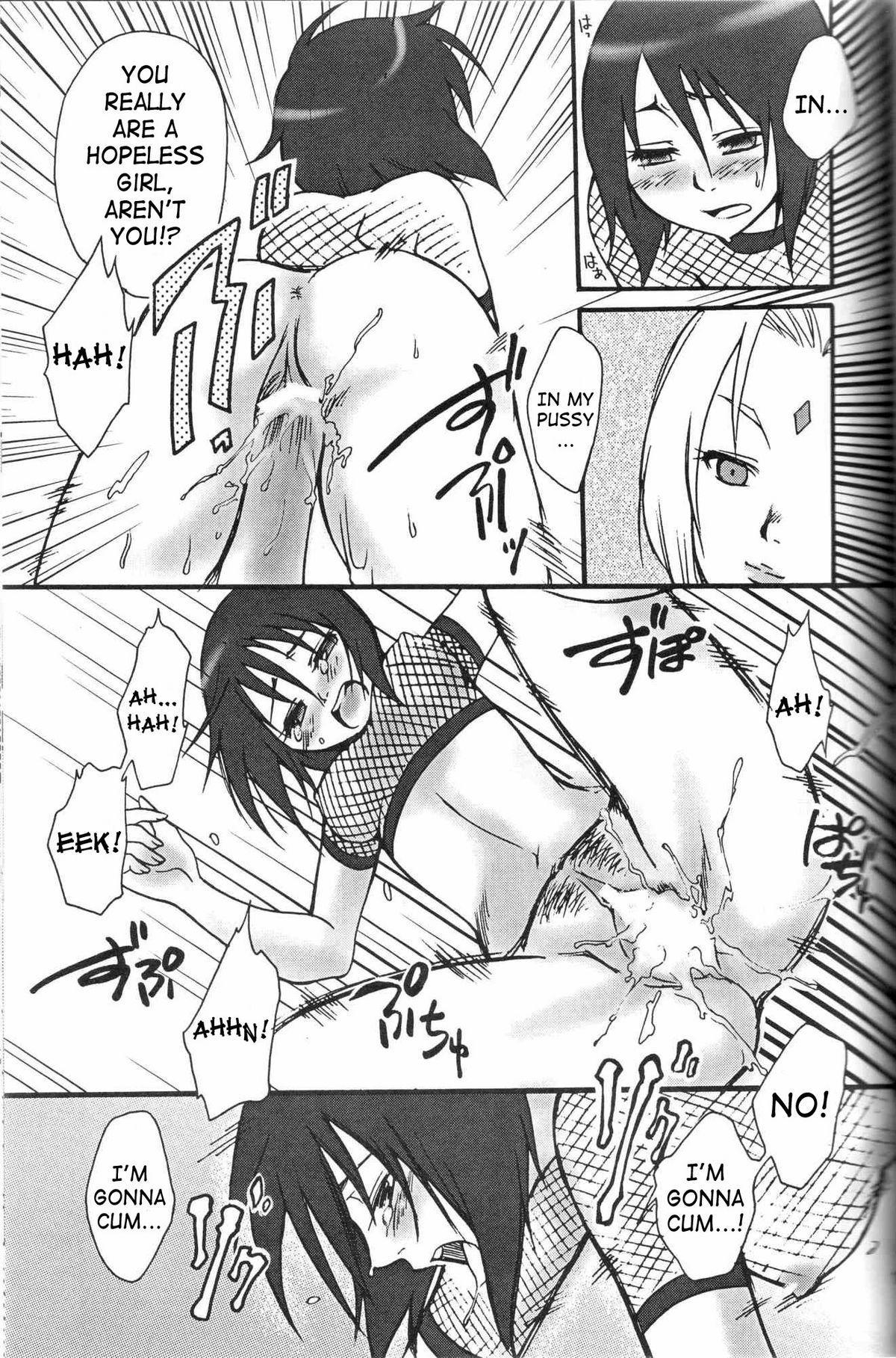 Kunoichi Ninkyou | Kunoichi Chivalry 13