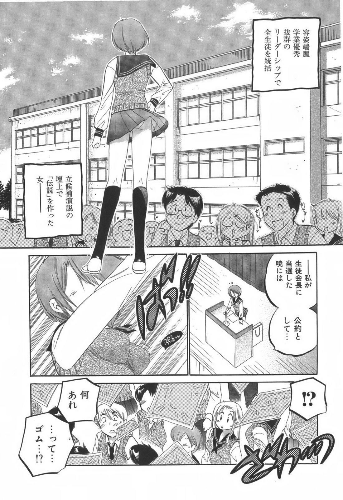 Okusama wa Seitokaichou 5
