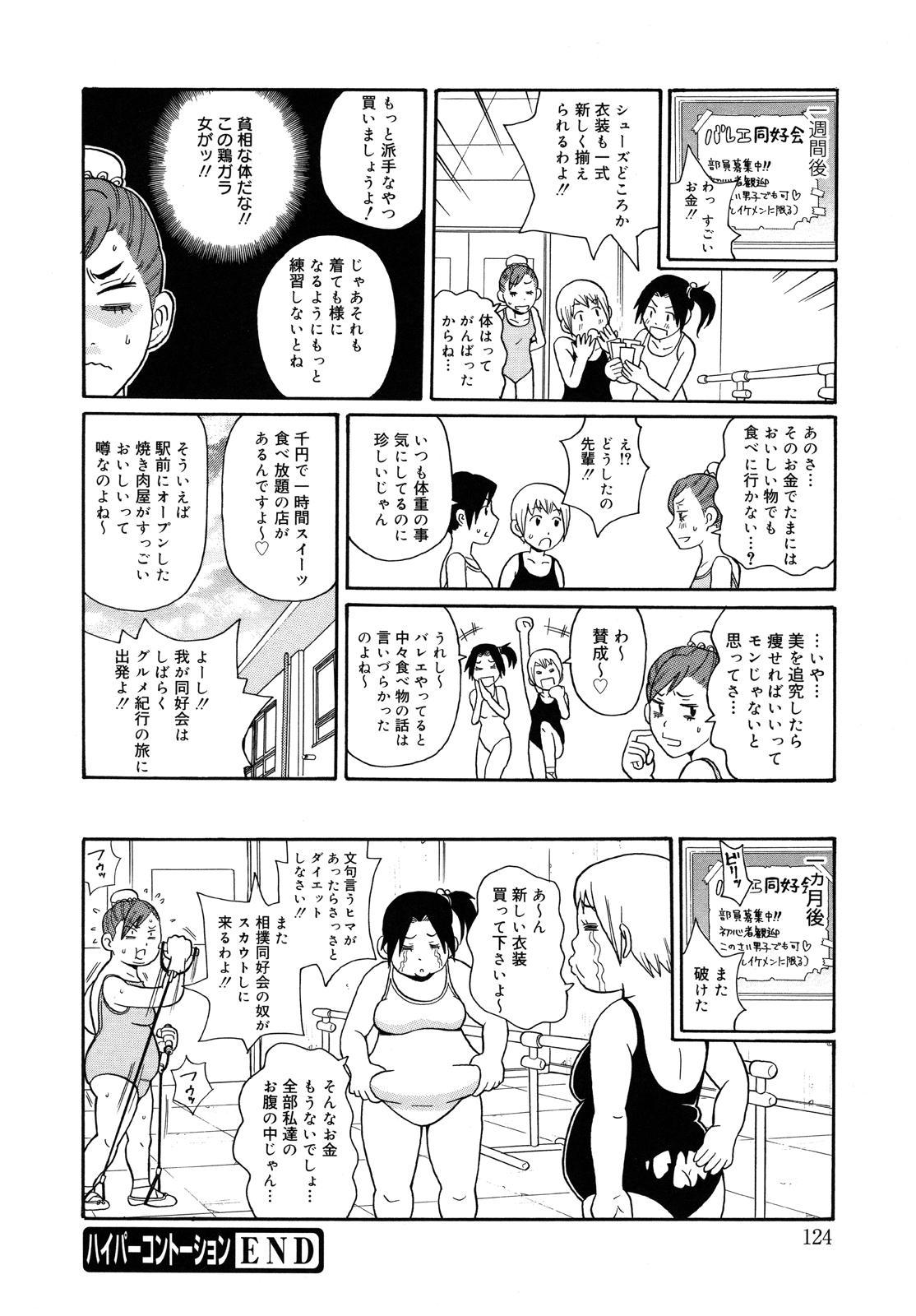 Monzetsu Kei! 126