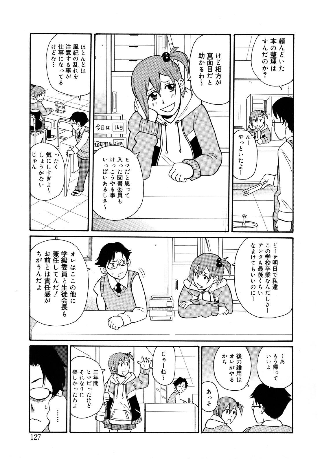 Monzetsu Kei! 129