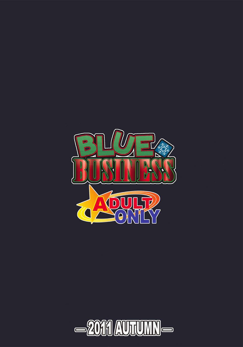 Blue Business 25