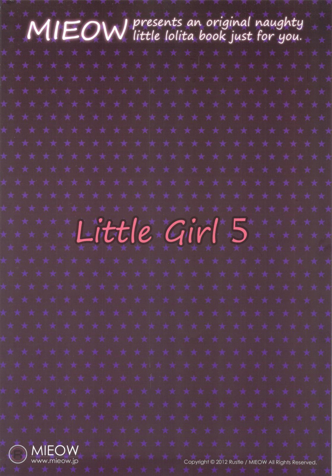Little Girl 5 25
