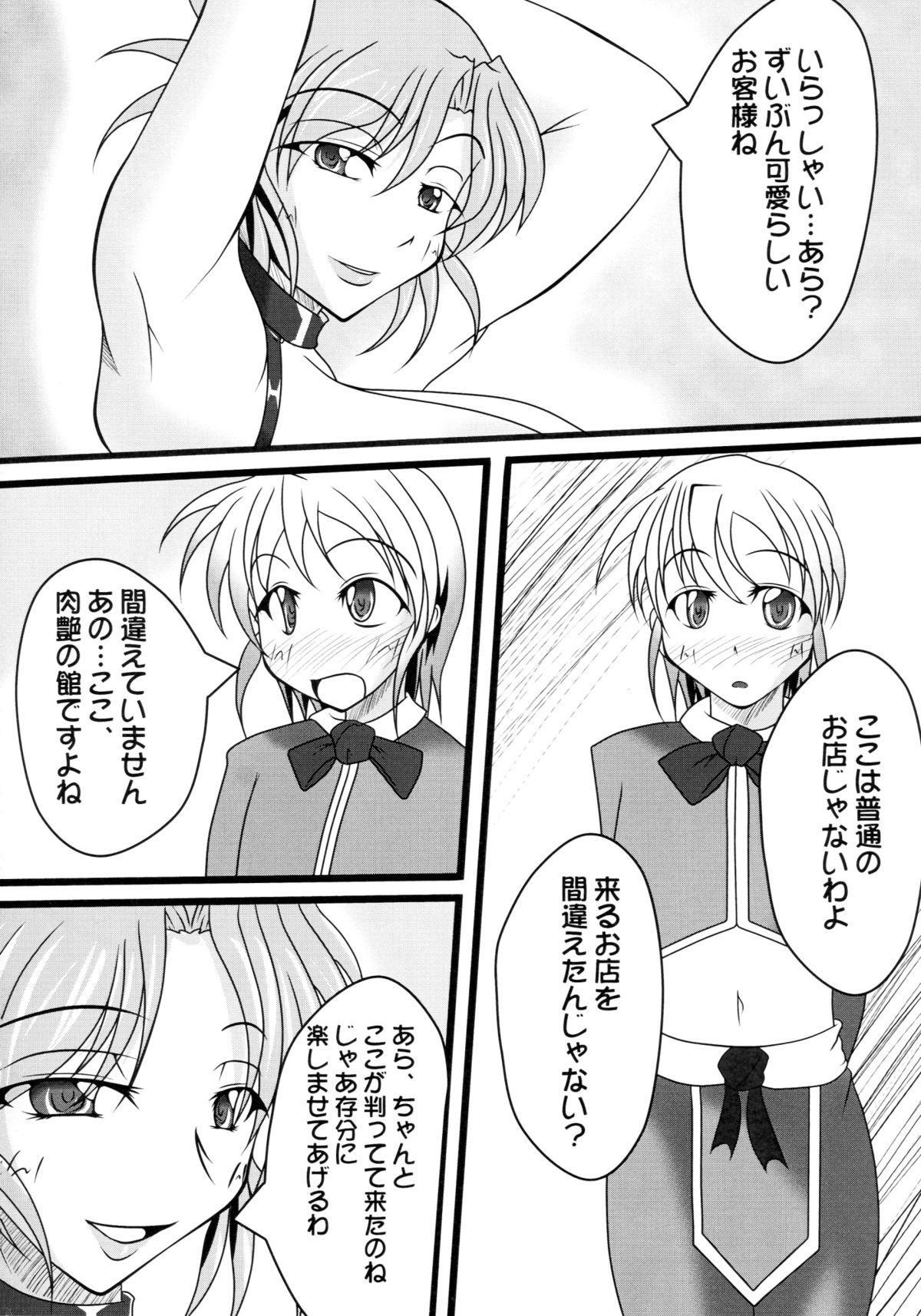 Nikuen no Yakata 4