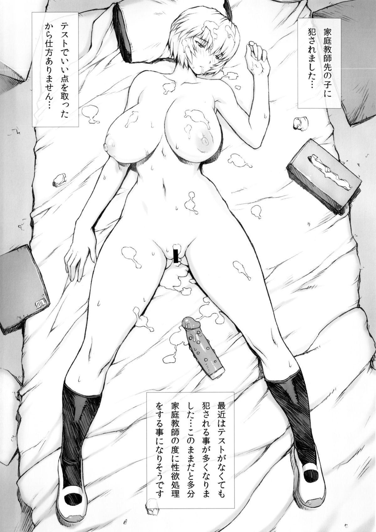 Ayanami Dai 4 Kai + Omake Bon + Postcard 48