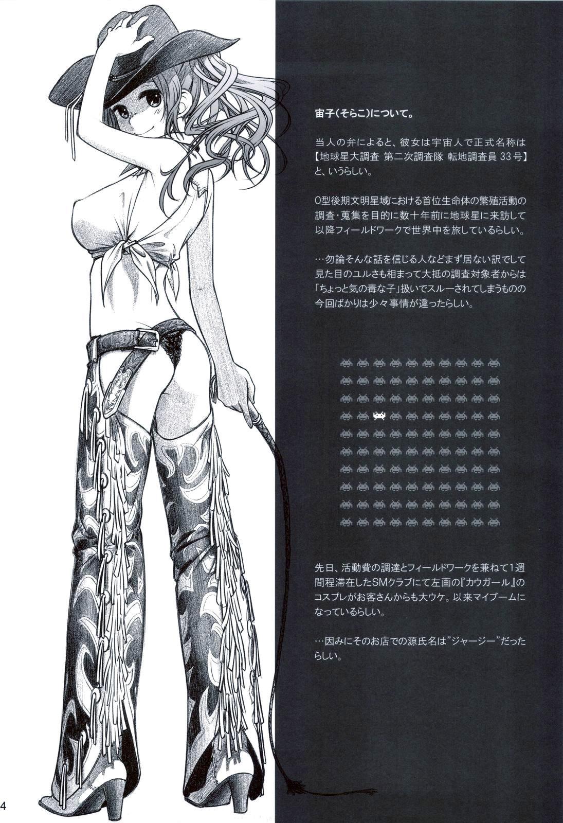 Sorako no Tabi 3 2