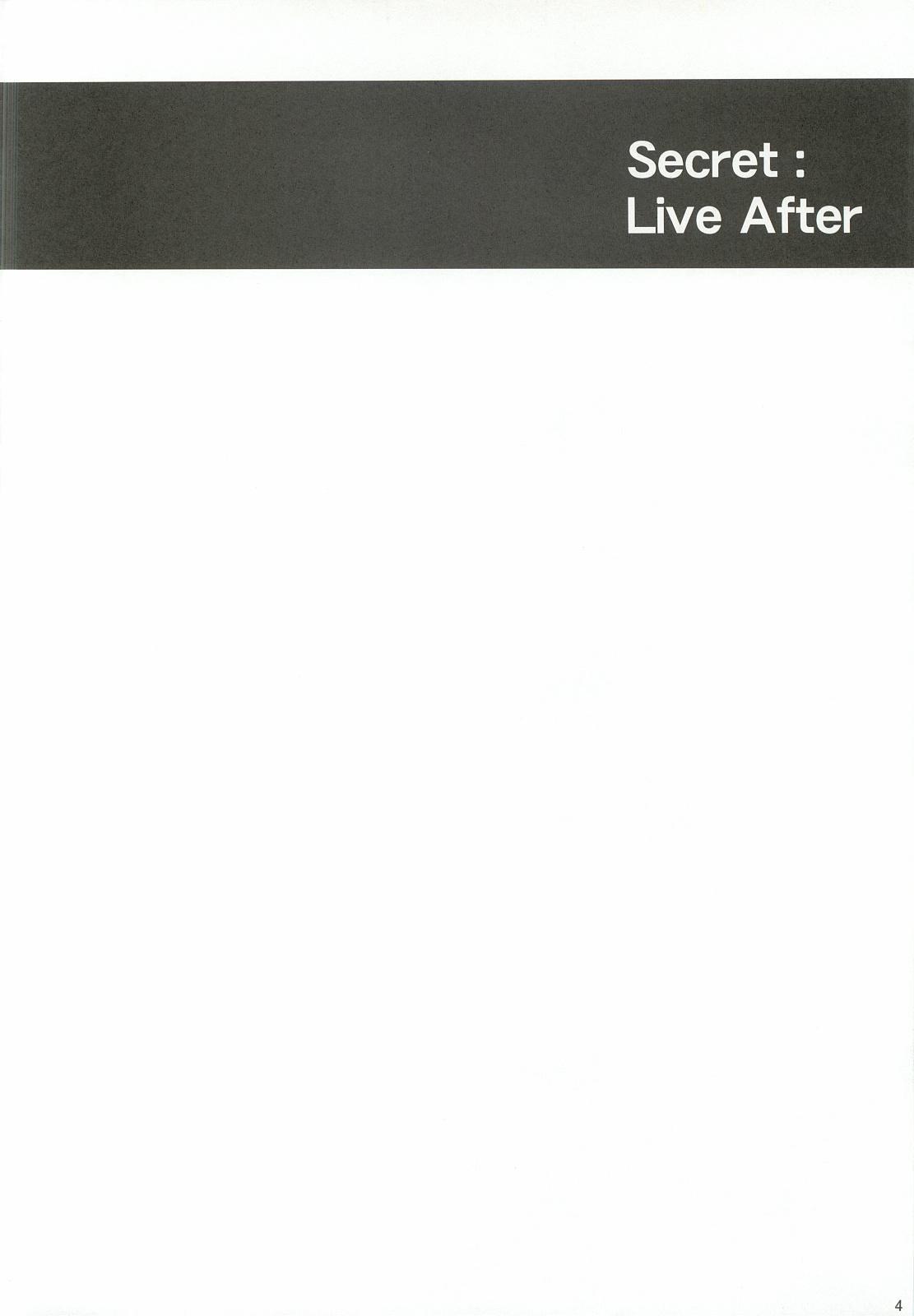 Secret: Live After 2