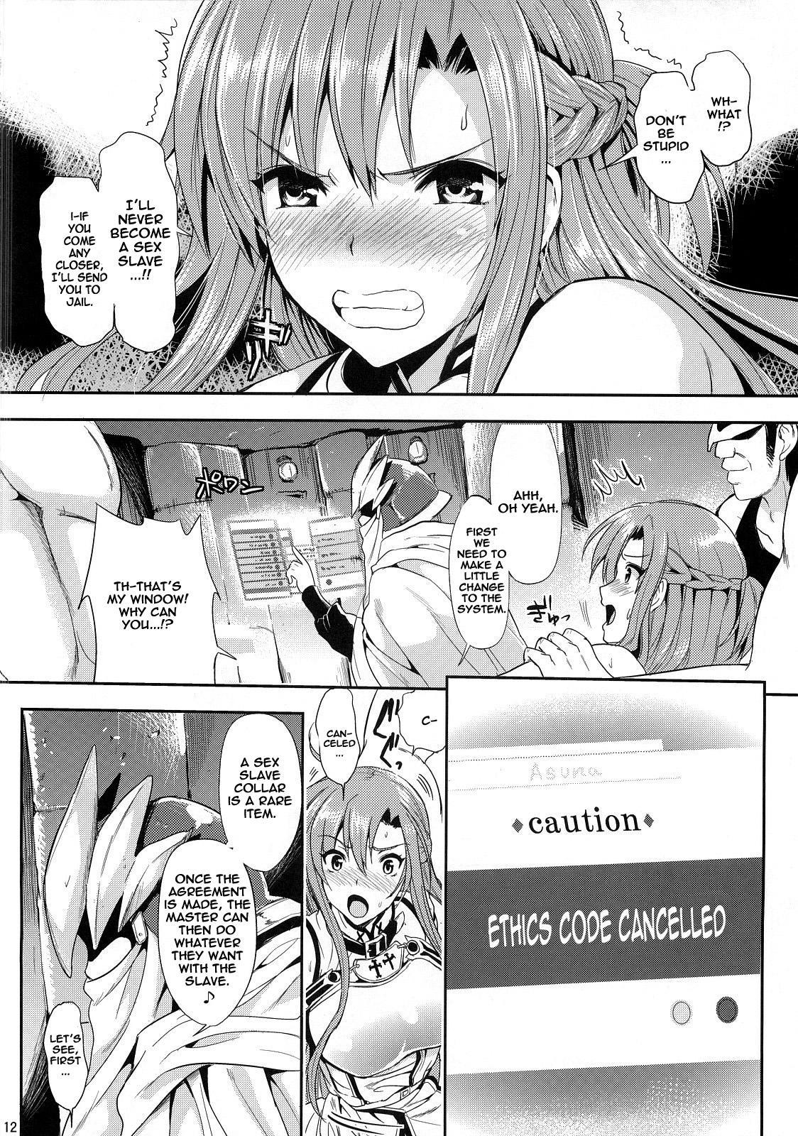 (C83) [YURIRU-RARIKA (Kojima Saya, Lazu)] Shujou Seikou II α Watashi... Okasarete Anal ni Mezamemashita | Captive Sex II - After Being R-ped, I was Awakened to Anal (Sword Art Online) [English] {doujin-moe.us} 10