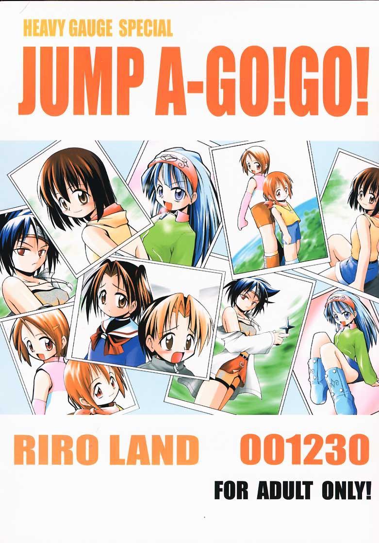 JUMP A-GO! GO! 85